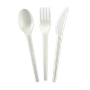100% Biodegradable Plastic Cutlery