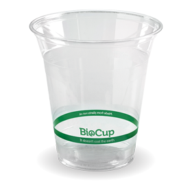 Clear Plastic PLA Cups