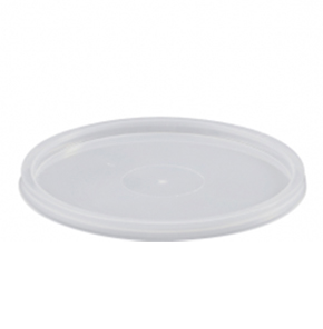 Flat Lids for Round Containers