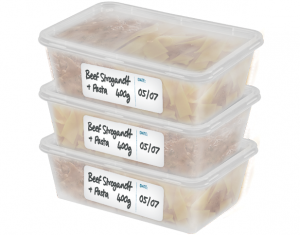 Castaway Takeaway Containers