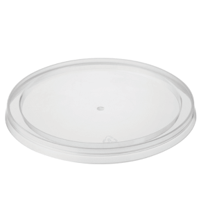 Lids to suit Round Portion Cup 2.5oz and 4oz