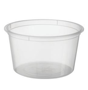 Round Sampling Portion cup 4oz