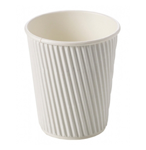12oz White Triple Wall Coffee Cups